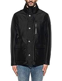 Woolrich Herren WOCPS2686GO011578 Schwarz Polyester Jacke