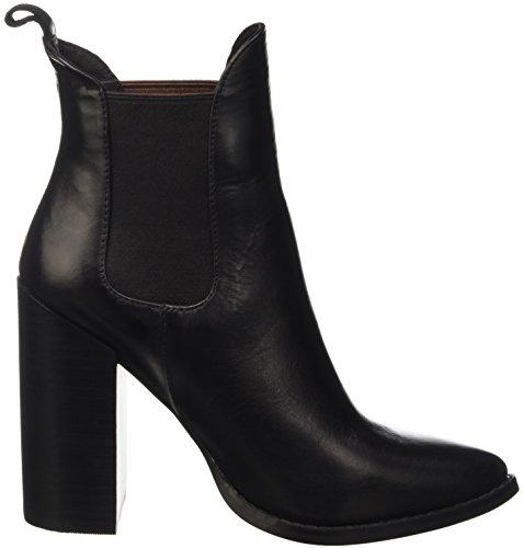 Windsor smith Grinder, Baskets Hautes Femme, Noir, 36 37 38 39 40 41 Nero (Nero)