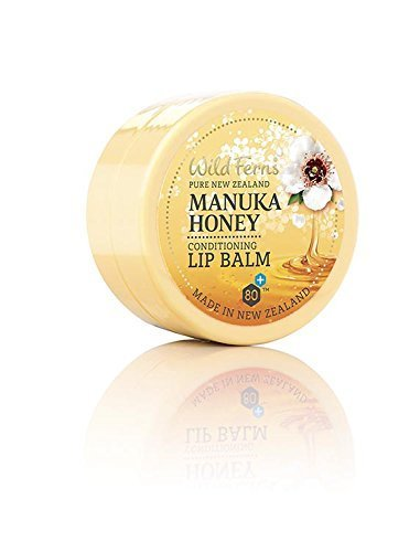 Wild Ferns Manuka Honey Soothing Lip Balm 15 g