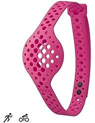 Moov Erwachsene Nowwanpi Ersatzband für Fußgelenke Now Aktivitätstracker, Pink, M