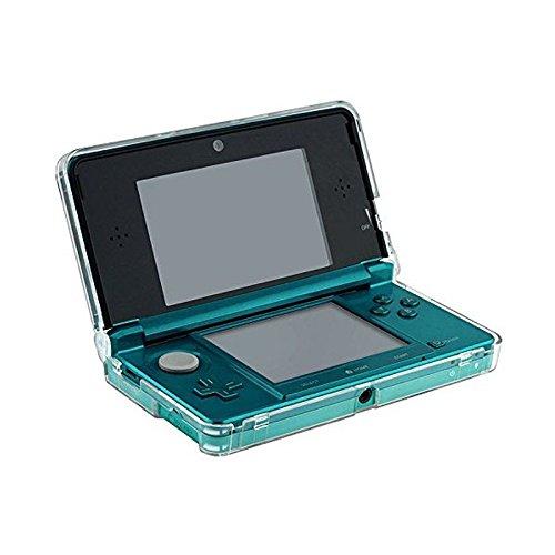 Orzly - InvisiCase für die Nintendo 3DS Console (Originale Version) - 100% transparente Schutzhülle / Hülle / Case / Cover / für die Originale 2011 Version der Nintendo 3DS Handheld Spiele-Konsole - TRANSPARENT