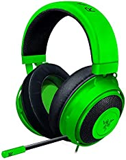 Razer Kraken - Wired Gaming Headset for Multiplatform Gaming for PC, PS4, Xbox One and Switch, 50 mm Diaphragm