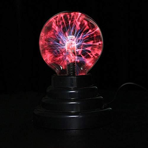 VIOYO Nachtlicht 3 Zoll Magic Plasma Ball Retro licht kinderzimmer dekor geschenkbox blitzlicht Lava Lampe Weihnachtsfeier dekor Cristal Lampe -