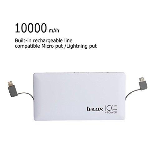 Ich. valux Camping Wandern USB LED Strip Seil Laterne Wasserdicht Light ¨ C 45LEDs Apple Iphone 5 Seil-ladegerät