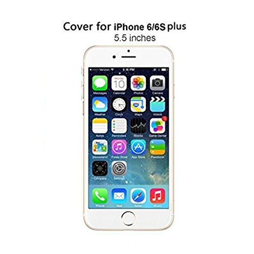 Cover iPhone 6/6S Case MUTOUREN Conchiglia Custodia TPU Silicone Case Caso Guscio Shell Flessible Bumper Ultra fina Posteriore Caso Protettiva Smartphone - modelli dipinti fragole creativo20