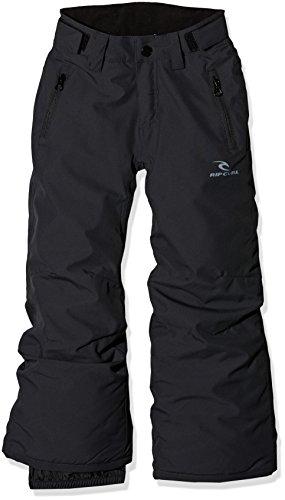 RIP CURL Base Jr PT Pantalon de Snowboard Enfant 13-14 Ans Jet Black