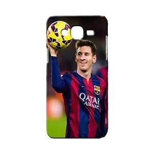 BLUEDIO Designer 3D Printed Back case cover for Samsung Galaxy E7 - G3472