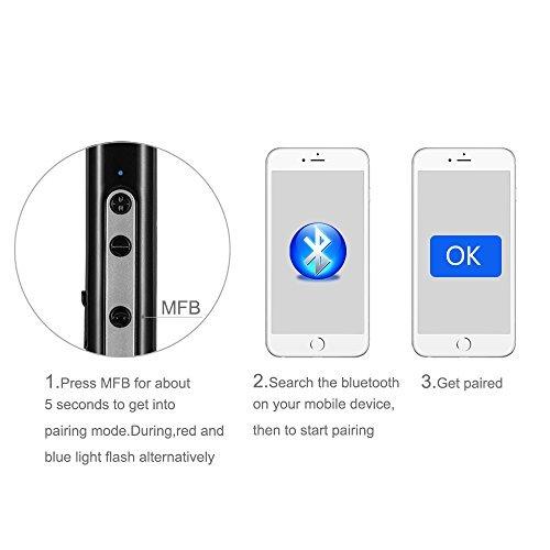 FKANT Auricolari Bluetooth 4.1 Wireless Stereo Headset Cuffie Bluetooth  Resistenti al Sudore Leggeri Antirumore con Microfono Incorporato per  iPhone Samsung ... a2fd1d951f9d
