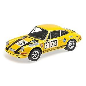 """Minichamps 107706879 """"1:18 1970 Porsche 911S Aaw Racing ADAC Rennen 1000Km Modelo Coche"""