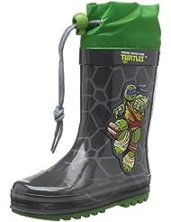 Turtles Boys Kids Rainboots Boots - botas de media caña sin forro y botines Niños