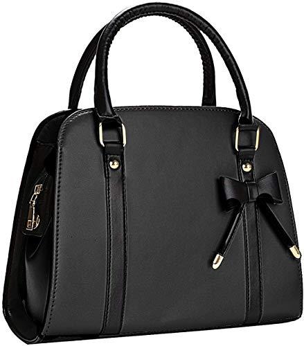 Vintage Stylish Ladies Handbag-Sling Bag- Cross Body Bag - (bag 267) (Black)