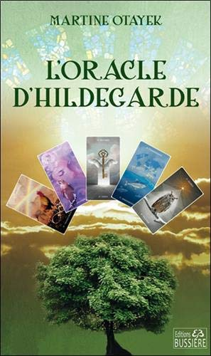 L'Oracle d'Hildegarde - Livre + jeu par Martine Otayek