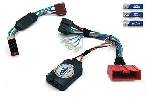 PUMPKIN Lenkrad Fernbedienung Adapter für Mazda MX-5 Bj. Ab 1999 mit BOSE Soundsystem