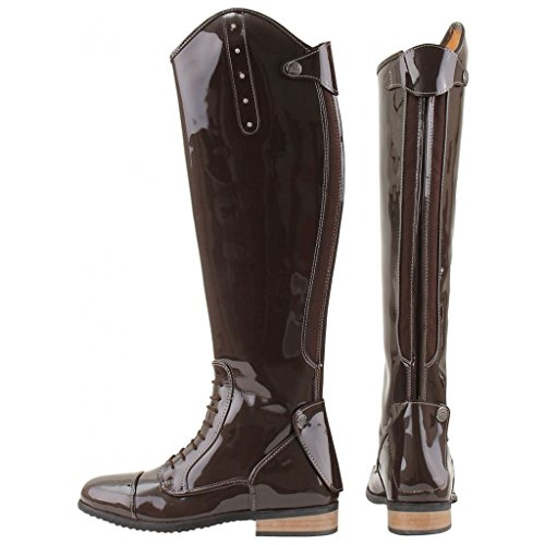 Stivali da equitazione stivali Bonny Junior Black
