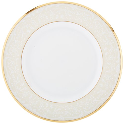Noritake White Palace Dinner Plate - White Dinner Plate