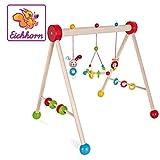 Eichhorn 100017024 - Baby Gym mit Hasenmotiv, 47x51,5x48,5cm, FSC 100%...