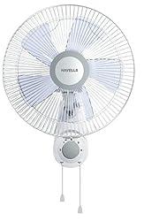 Havells Swing Penta 300mm Wall Fan (Off White)