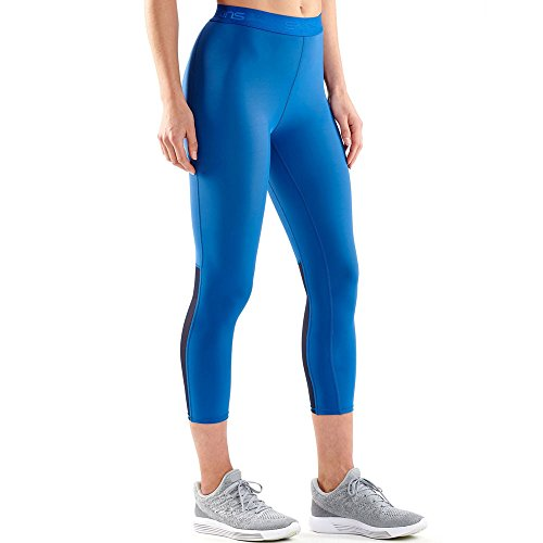 Skins DNAmic Women's Compressione 7/8 Tights - SS18 Blue
