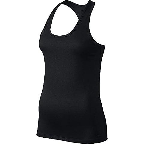 NIKE Damen Tank Balance, Black, XS, 648567-010