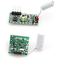 DN 1 Set Verde 433Mhz Trasmettitore RF Wireless e modulo