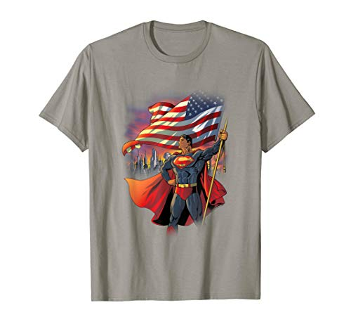 American Hero T-shirt (Superman American Hero T Shirt)