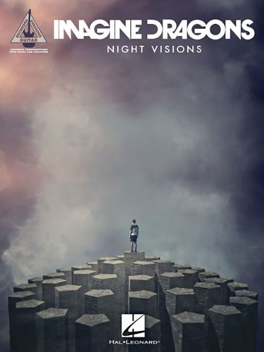 Night Visions (Guitar) - Guitar Recorded Versions: Songbook für Gitarre - Serie Night Vision