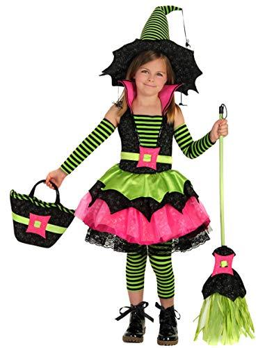 Kostüm Kind Spiderina - Princess Paradise PP4793-L Jugend M-dchen Spiderina Kost-m LARGE