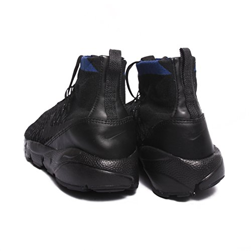 Nike Air Footscape Magista FK FC, Scarpe Sportive Uomo Nero (Negro (Black / Blk-Drk Gry-Mtlc Cl Gry))