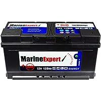 LKW Batterie 12V 110Ah 800A//EN Natoblock Mercedes MAN Unimog ersetzt 125Ah