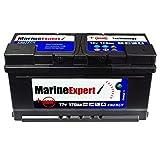120Ah AGM Marine Bootbatterie Boot Wartungsfrei Batterie Statt 140Ah 110Ah 135Ah 110Ah 100Ah gel