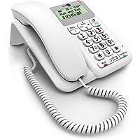 BT Decor 2200 Corded Telephone, White