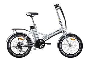 Cyclamatic FoldAway Electric e Bike