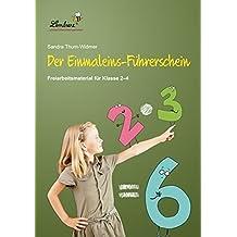 Der Einmaleins-Führerschein (CD-ROM): Grundschule, Mathematik, Klasse 2-4