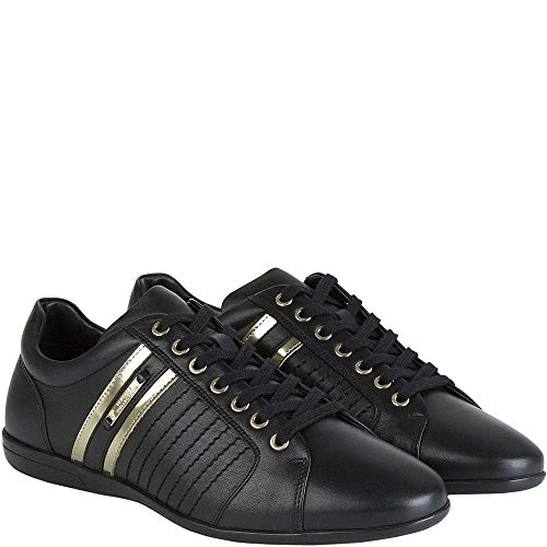 Versace Collection Formal Herren Sneaker Schwarz