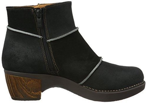 Stiefel Zundert Kurzschaft black Schwarz Art Damen qtfxaa