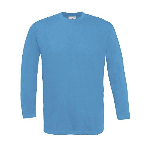 B&C - Longsleeve T-Shirt 'Exact 150 LS' Atoll