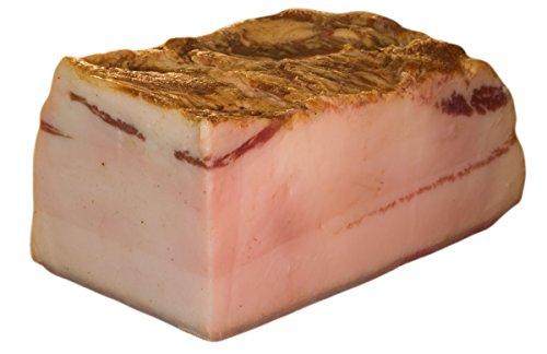 Lardo Affumicato 1 Kg -Salumificio Artigianale Gombitelli -Toscana