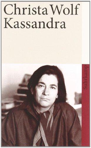 Buchseite und Rezensionen zu 'Kassandra: Erzählung (suhrkamp taschenbuch)' von Christa Wolf