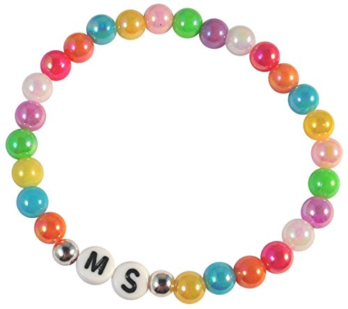 hh-jewellery-ms-pastel-mix-acrylic-6mm-bead-bracelet-letter-beads-on-elastic-medical-alert-mens-9-in