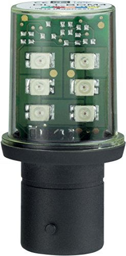 SCHNEIDER ELEC PIC - MSS 50 00 - LAMPARA LED BA 15D 230V BLANCO INTERMITENTE