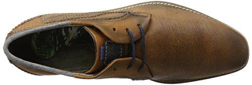 Bugatti 311254013000, Derby Homme Marron (Brown 6000)