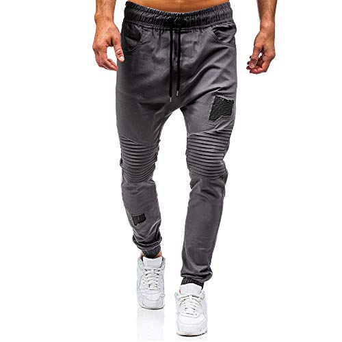 Herren Chino Hose - Modell Kyle Slim fit - Chinohose Casual mit Stretch