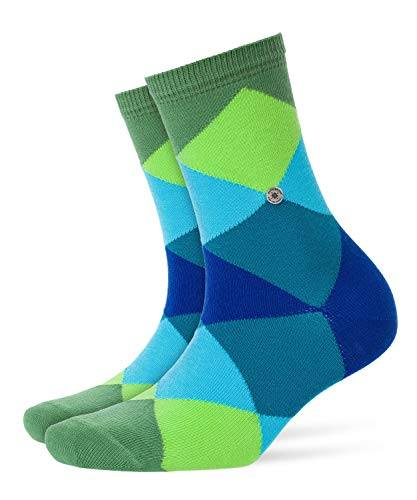 Burlington Bonnie Damen Socken clover (7611) 36-41 One size fits all (Gr. 36-41)