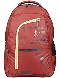 Skybags 29 Ltrs Red Laptop Backpack (LPBPROU3RED)