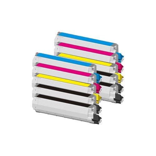 Tito-Express PlatinumSerie 10 Toner XXL für Oki C9600 -