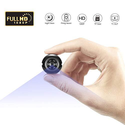 mera, Hd1080P Nachtsicht Bewegungserkennung Home Security versteckte Kamera für Haus, Auto, Drohne, Büro und Outdoor Outdoor Driving Recorder - Sq6 ()