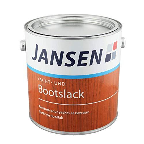 JANSEN Yacht- und Bootslack 2,5ltr