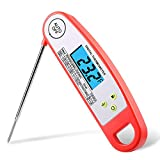 Best CDN Oven Thermometers - EDEALER Digital Food Thermometer, Waterproof Cooking Instant Read Review