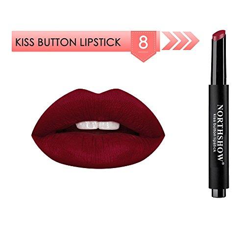 Lipstick Lipstick TAOtTAO Wasserdichter langlebiger Vampir-Art-Make-uplippenstift-Lipgloss (H) -
