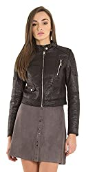 Kazo Womens Blouson Jacket (115181BLACKM)